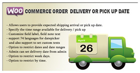 WooCommerce Estimated Shipping Date Per Product Download