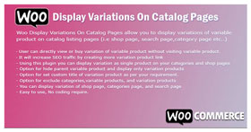 Woo Display Variations On Catalog Pages